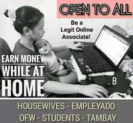 Online part time job for male and female