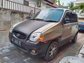 Hyundai atoz 2001 manual terawat kuning emas