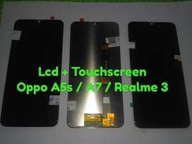 Lcd + Touchscreen Oppo A5s / A7 / A12 / Realme 3