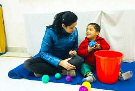 School for children with special needs in South Delhi