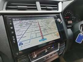 Headunit Android Mirai Honda Mobilio, All New Brio Lengkap Include