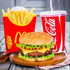 REQUIRED FAST FOOD COOK & INDIAN CHINESE COOK WAITER HELPER 973O168O46