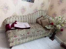 Sofa set 2 bed 1 daining table 2 dressing table 1 iron table and more