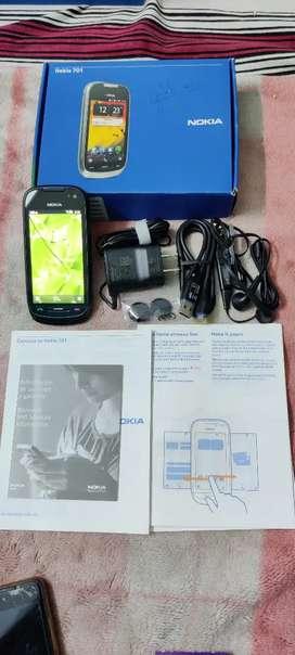 Nokia 701, unused mobile