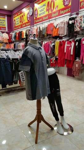 Pakaian anak2 import