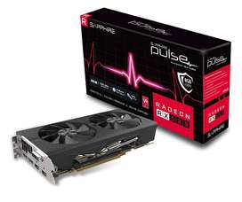AMD RX 580 8GB DDR5 graphics card MRP 35000RS