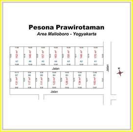 Area Prawirotaman, Lahan Matang Sertifikat Ready: Cicil 12x