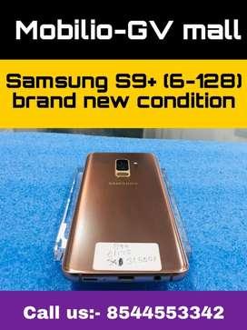 Samsung S9+ (6-128) brand new condition