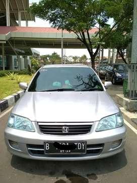 Ganteng Honda city z