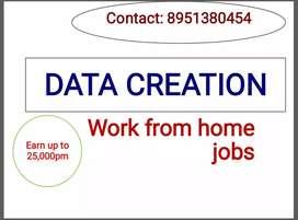 Data entry jobs in Tumkur