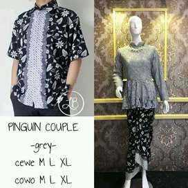baju batik couple ask my brother from lunch