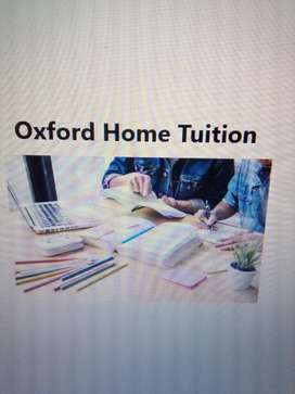 Oxford Home Tuition