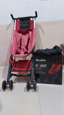 Cocolatte pockit gen 4 preloved stroller