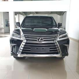 2016Lexus LX570 Luxury [12000 KM masih plastikan]