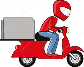 Hiring delivery executive for courier all hyderabad locations