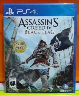 BD PS4 Assassins Creed IV Black Flag