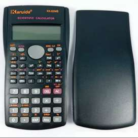 Karuida Kalkulator Elektronik Scientific Calculator - Black