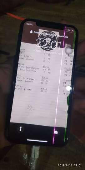 Iphone x ori ram 4/64