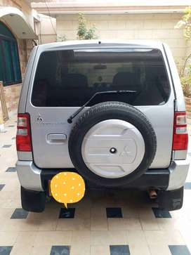 Mitsubishi Pajero Mini Jeep registered 2014