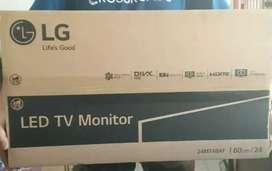 TV LED 24 inci LG (Fullset)