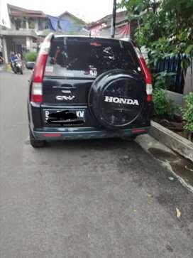 Honda CRV 2005 Facelift Manual