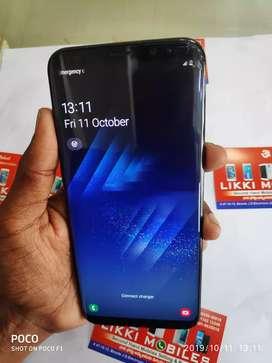 Samsung S8 Plus 128 GB