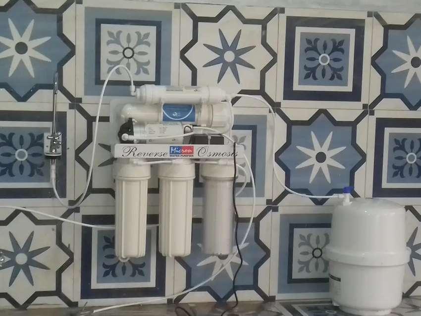 Mesin RO/reverse osmosis(Air ku OK)