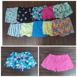 3.4th Leggings Export summer stock lot wholesale garments t-shirt