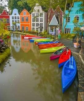 perahu kano,perahu kayak,perahu air murah,jual wahana air