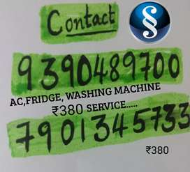 AC,FRIDGE,WASHING MACHINE SERVICE AND REPAIR