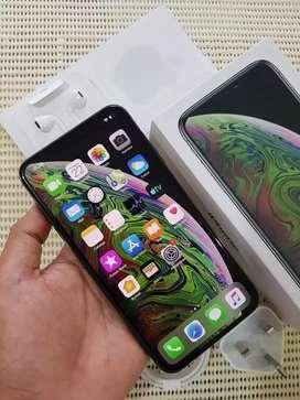 Apple Original Iphone XSmax 64gb Mulus Fullset