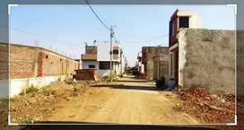 Plot for sell in sharda homes, MR9 maksi road