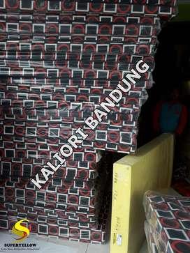 Kasur Busa Superyellow bergaransi, berbagai ukuran, GRATIS ONGKIR, COD