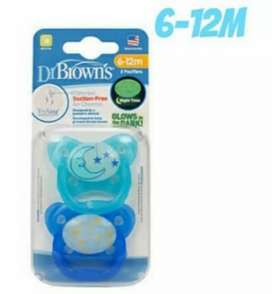 Dr. Brown's pacifier Prevent Orthodontic Soother (Mpeng/dot)
