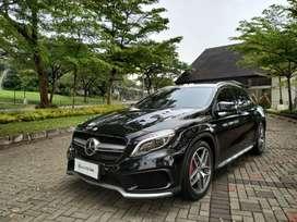 Mercedes Benz GLA 45 AMG 2015