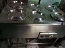 Used restaurant commercial kitchen equipment ban marie ban berry merry