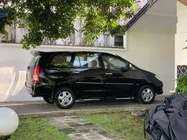 Toyota Kijang Innova 2.0G AT 2006 / 48.000KM / Tgn Pertama