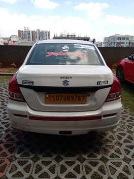 Swift dzire car for rent:City/outstation/Airport