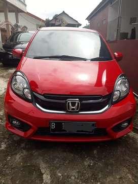 Mobil Honda Brio 1.2 E automatic 2014