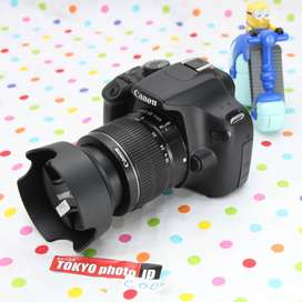 Canon 1200D  Lensa Kit Unit A