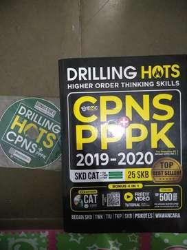Buku CPNS dan PPPK 2019 dan 2020