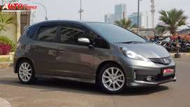 Honda Jazz RS Facelift 2014 Full Original Perfect Km 50Rb Mulus!!!
