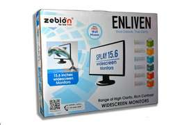 NEW COMPUTER LED 15.5 INCH ZEBOIN COMPANY