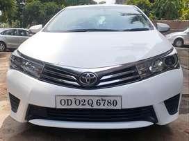 Toyota Corolla Altis Aero Ltd Diesel, 2014, Diesel