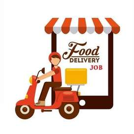 Delivery boy jobs