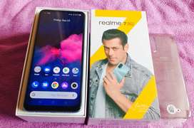 Realme 7pro exchange or sale 6/128 new mobile