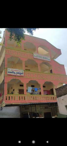 Hostel for sale on main road exactly opt to bus stop in maissamaguda