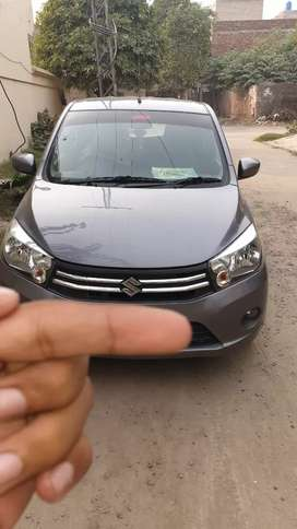 Suzuki Cultus grey colour vxl bumper to bumper genuine