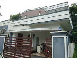 4 cent 1700 sqft 3 bhk posh gated villa at paravur mannam 100.mtr