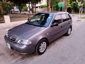 GET SUZUKI CULTUS 2014 MODEL ON ESSAY INSTALLMENT